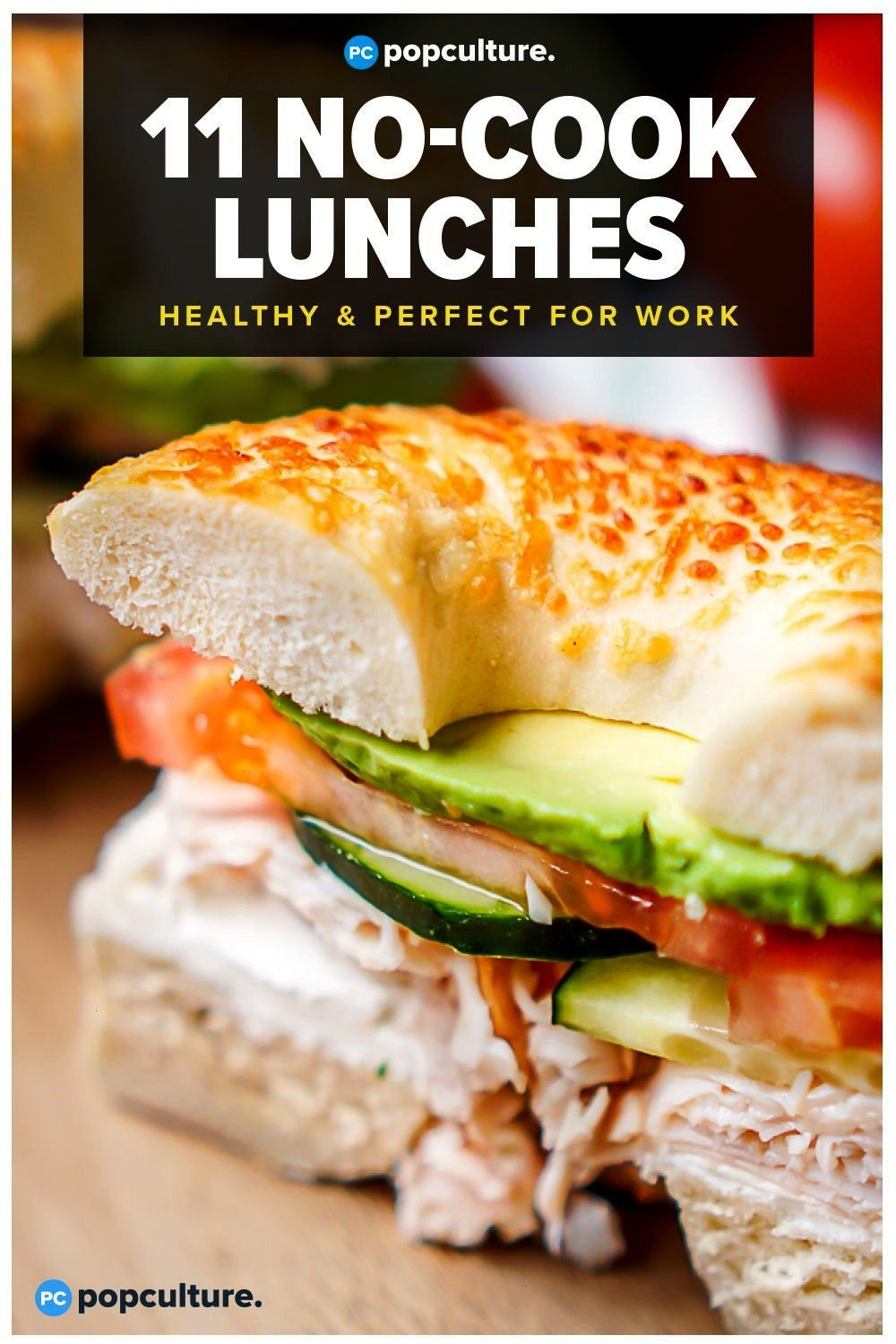 something to be said for healthy lunch ideas that dont require much effort. These 11 easy recipes,