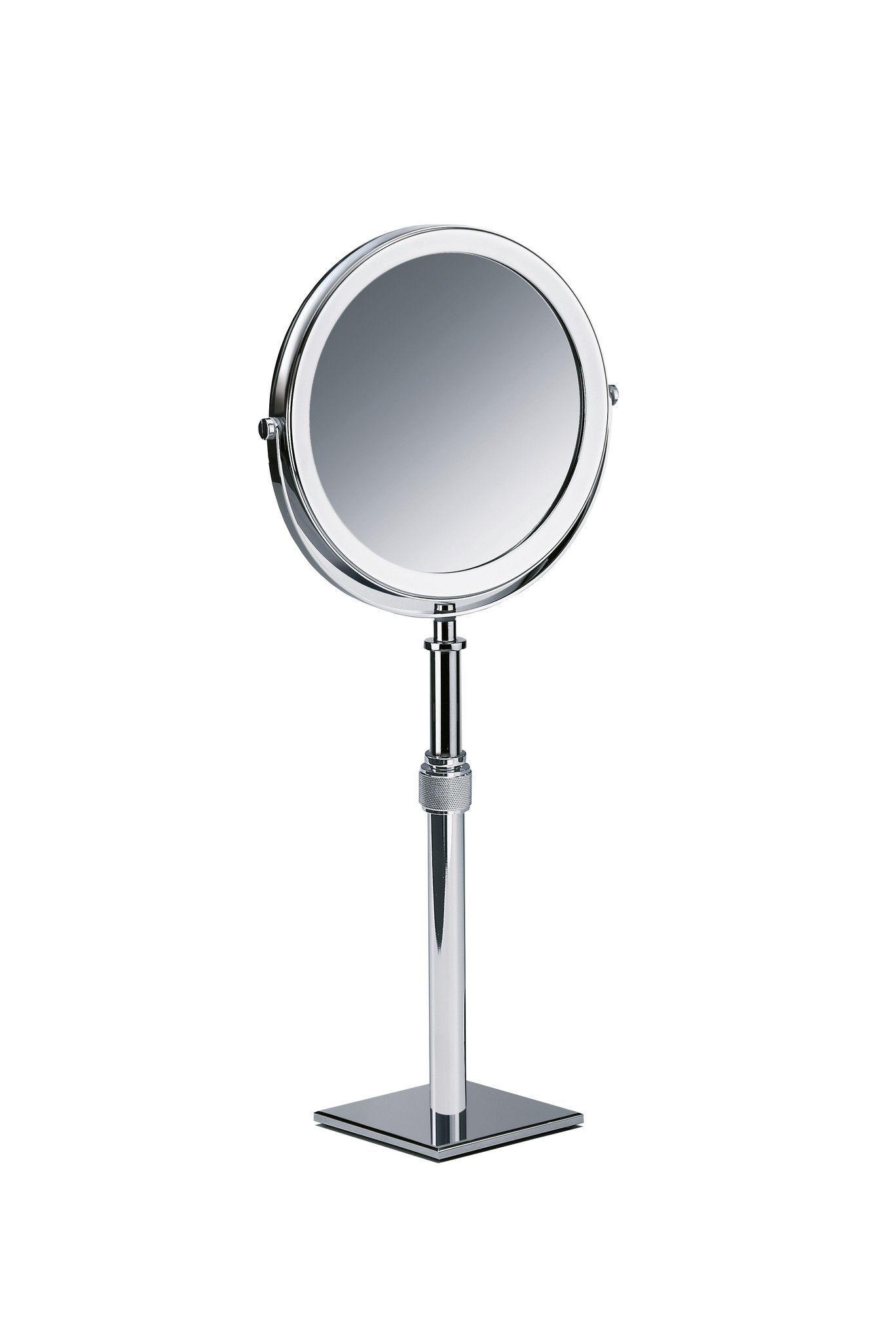 Dwba table height adjustable cosmetic makeup 3x magnifying mirror walther table height adjustable cosmetic makeup 3x magnifying mirror chrome watchthetrailerfo