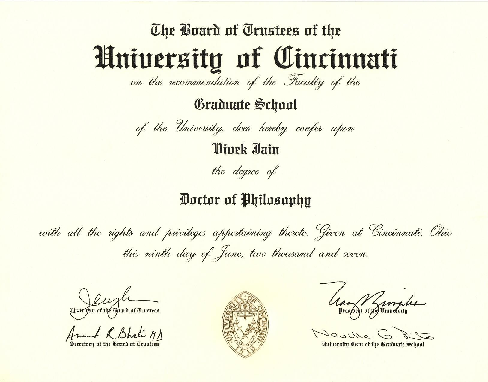 Degree certificate degree certificates welcome fake for Phd degree certificate template