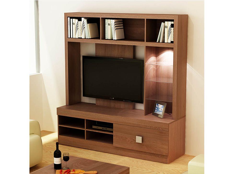 Mueble de tv contempor neo tabaco londres liverpool es for Muebles de madera contemporaneos