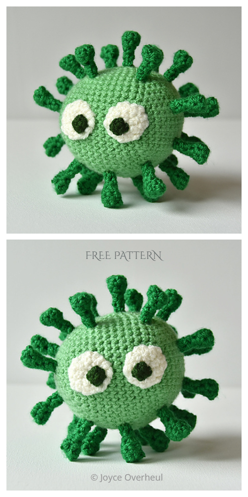 Photo of Crochet Coronavirus Amigurumi Free Patterns & Paid – DIY Magazine
