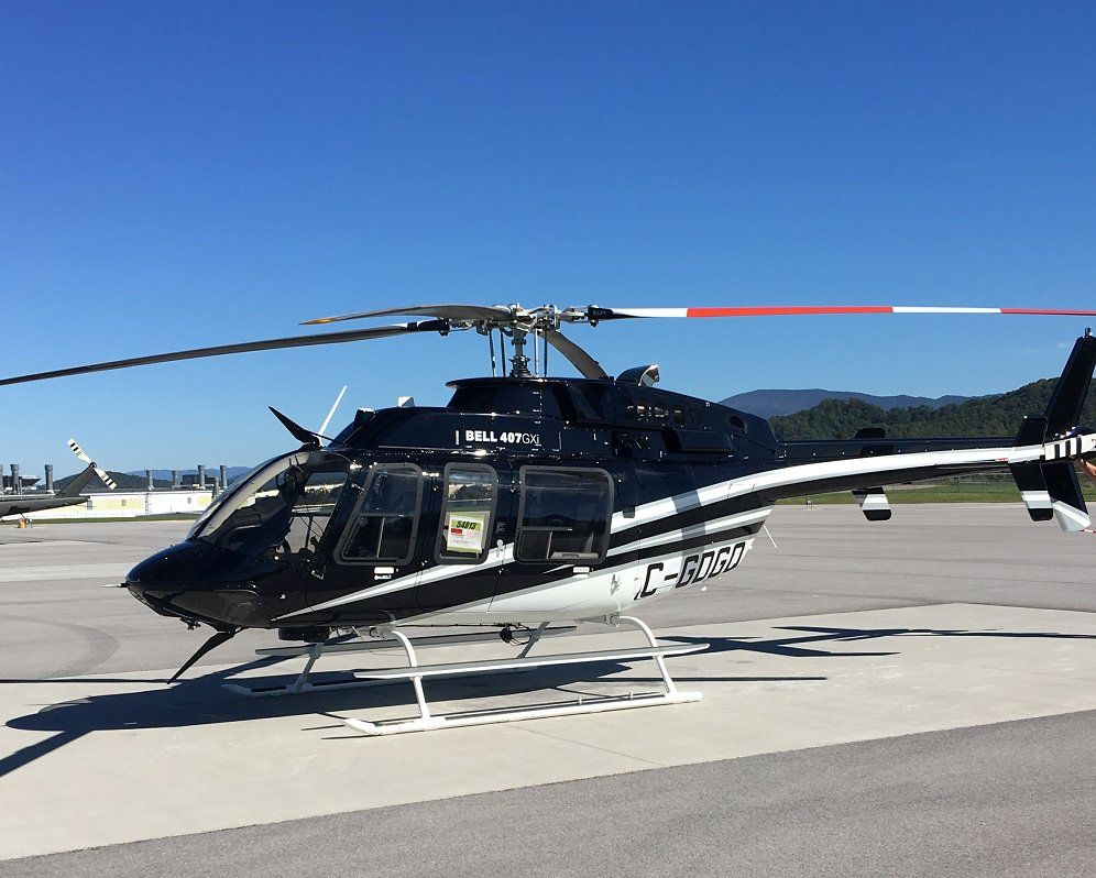 Bell 407GXi certified by FAA Vertical Magazine Federal