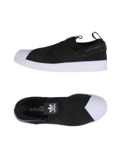 new arrival ae849 53b13 ADIDAS ORIGINALS Sneakers   Deportivas mujer. neopreno, logotipo,  aplicaciones en cuero, monocolor, cierre con elásticos, puntera redonda, ...