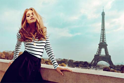 Paris/stripes