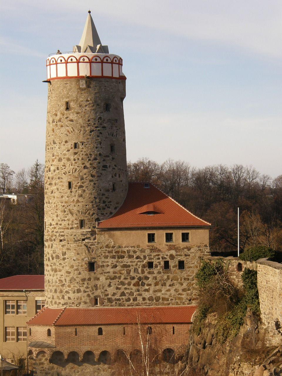 Castle Bautzen Tower Castle Historically Castle Bautzen Tower Castle Historically Castle Cathedral Chateau