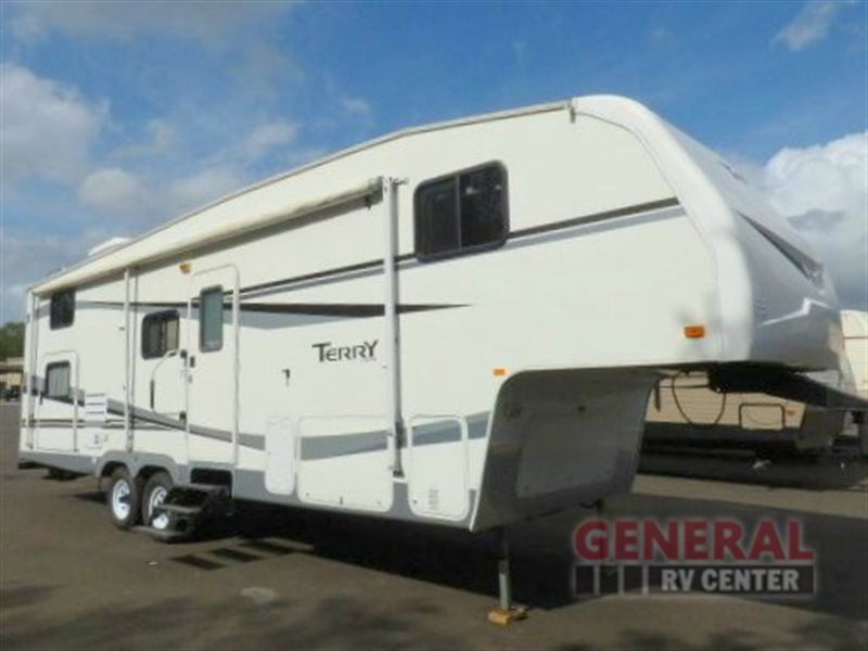Used 2006 Fleetwood Rv Terry 295bhds Fifth Wheel At General Rv Dover Fl 119248 Fleetwood Rv Fleetwood Fifth Wheel