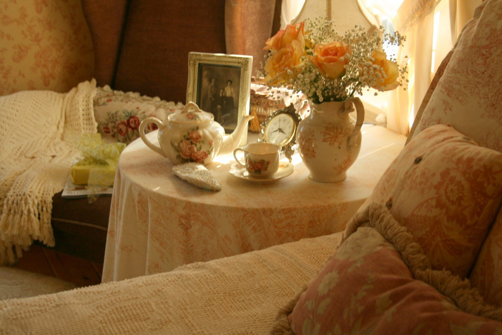 Bedside tea