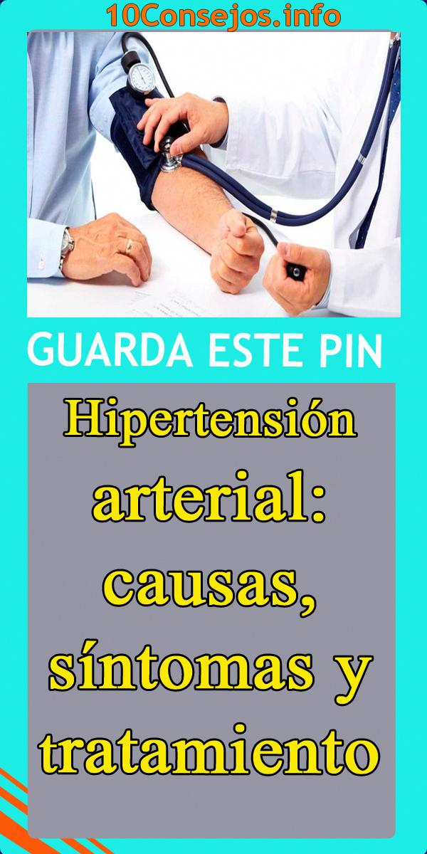 Hipertensión Arterial Causas Síntomas Y Tratamientos In 2020 Health Site Daily Health Tips Health And Fitness Magazine