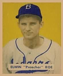1949 Bowman Preacher Roe
