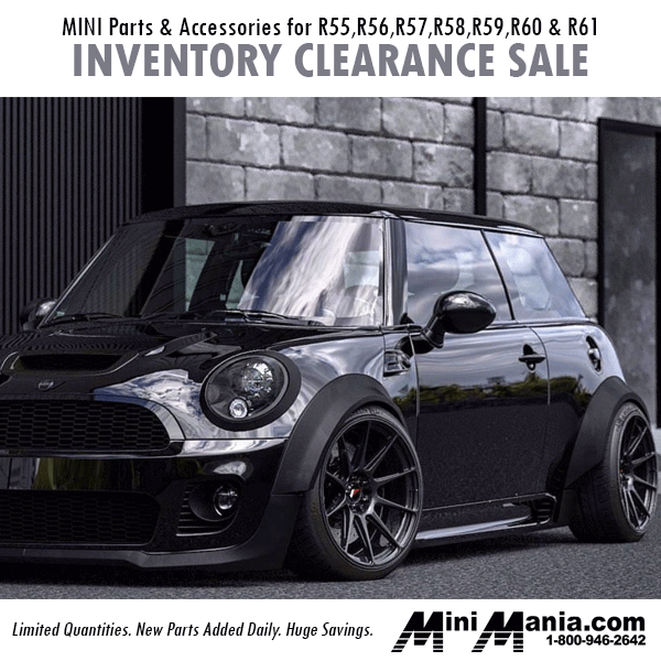 R55 R56 R57 R58 R59 R60 R61 Mini Parts Accessories Inventory Clearance At Mania Limited Quanies New Added Daily Huge Savings