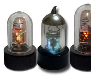 Led Vacuum Tubes Coole Lampen Schreibtischlampe Lampe