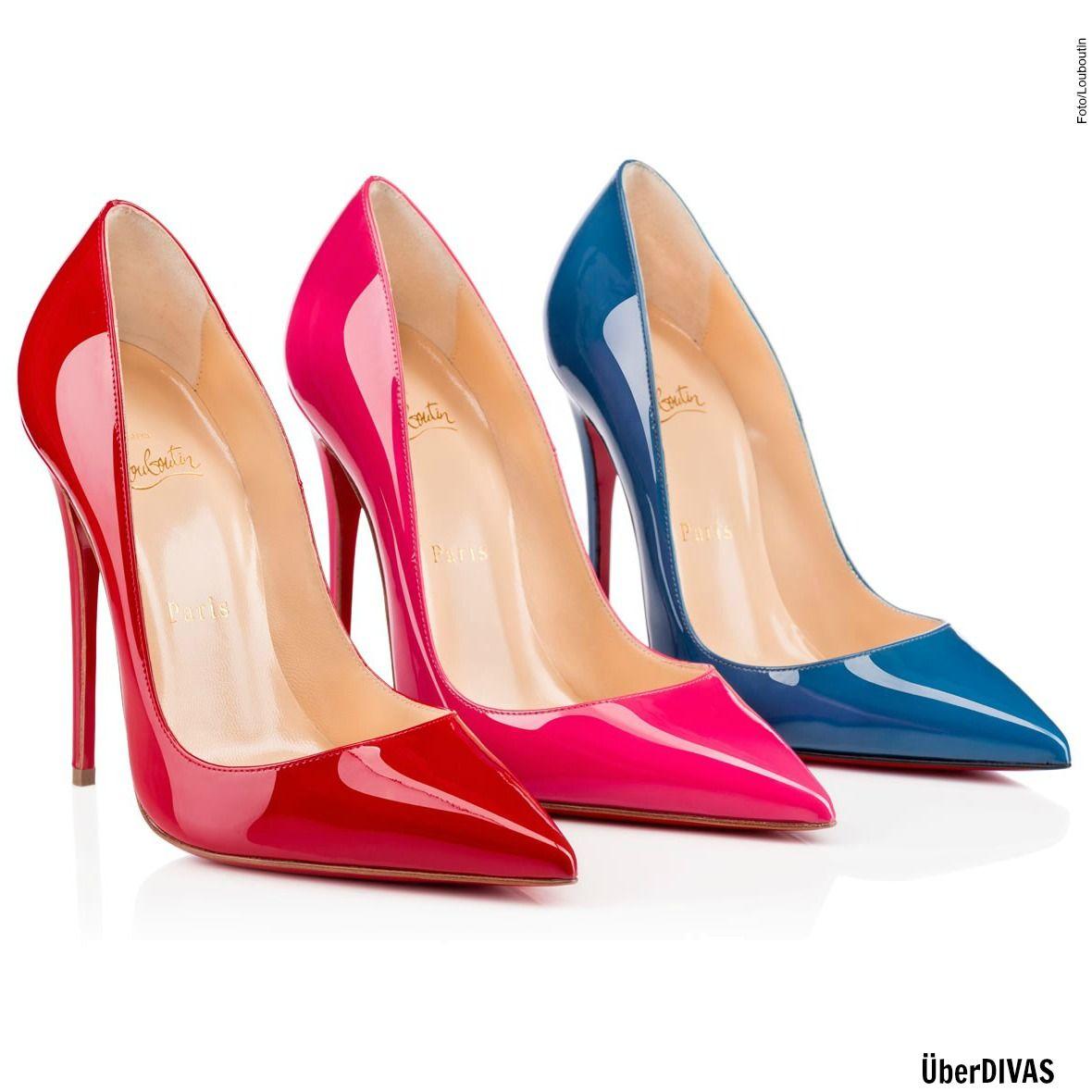 598d82b6c Scarpins coloridos. *** Colored Pumps. Louboutin.   Shoes