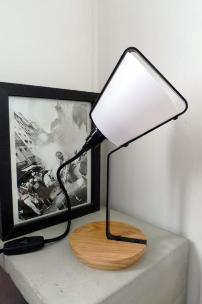 Lampe A Poser Design Jocelyn Deris Cool Lamps Lighting Inspiration Contemporary Lighting
