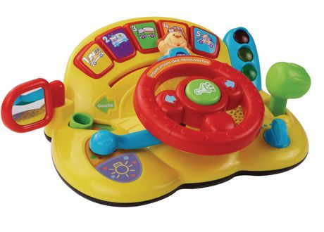 Vtech Turn  Learn Driver  Französische Version Vtech Turn  Learn Driver  Französische Version