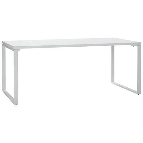 office freedom office desk large 180x90cm white. Office S Desk Large 180x90cm White, $549 From Freedom. Good Size. Office Freedom Desk Large White Pinterest