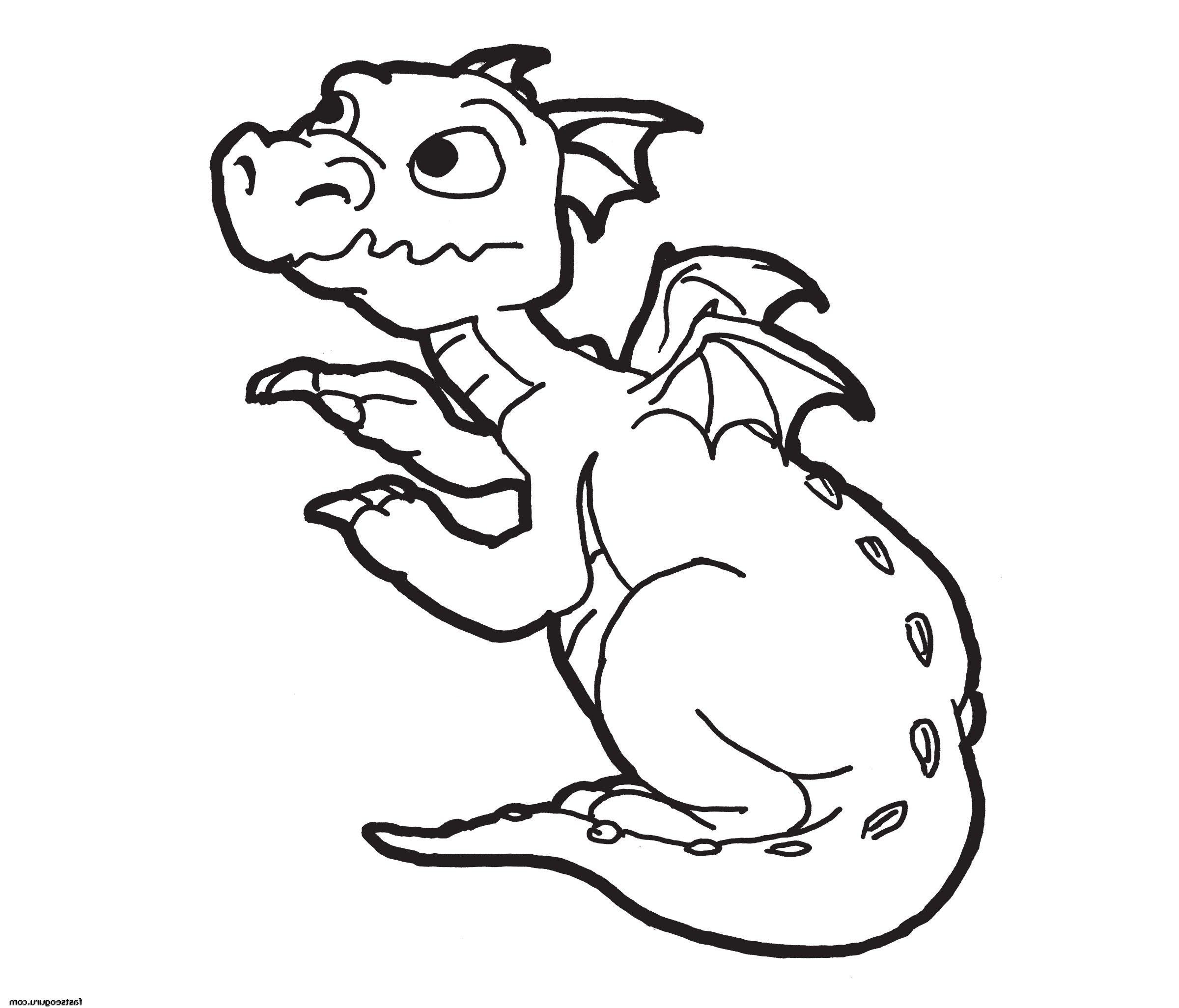 21++ Printable dragon coloring pages info