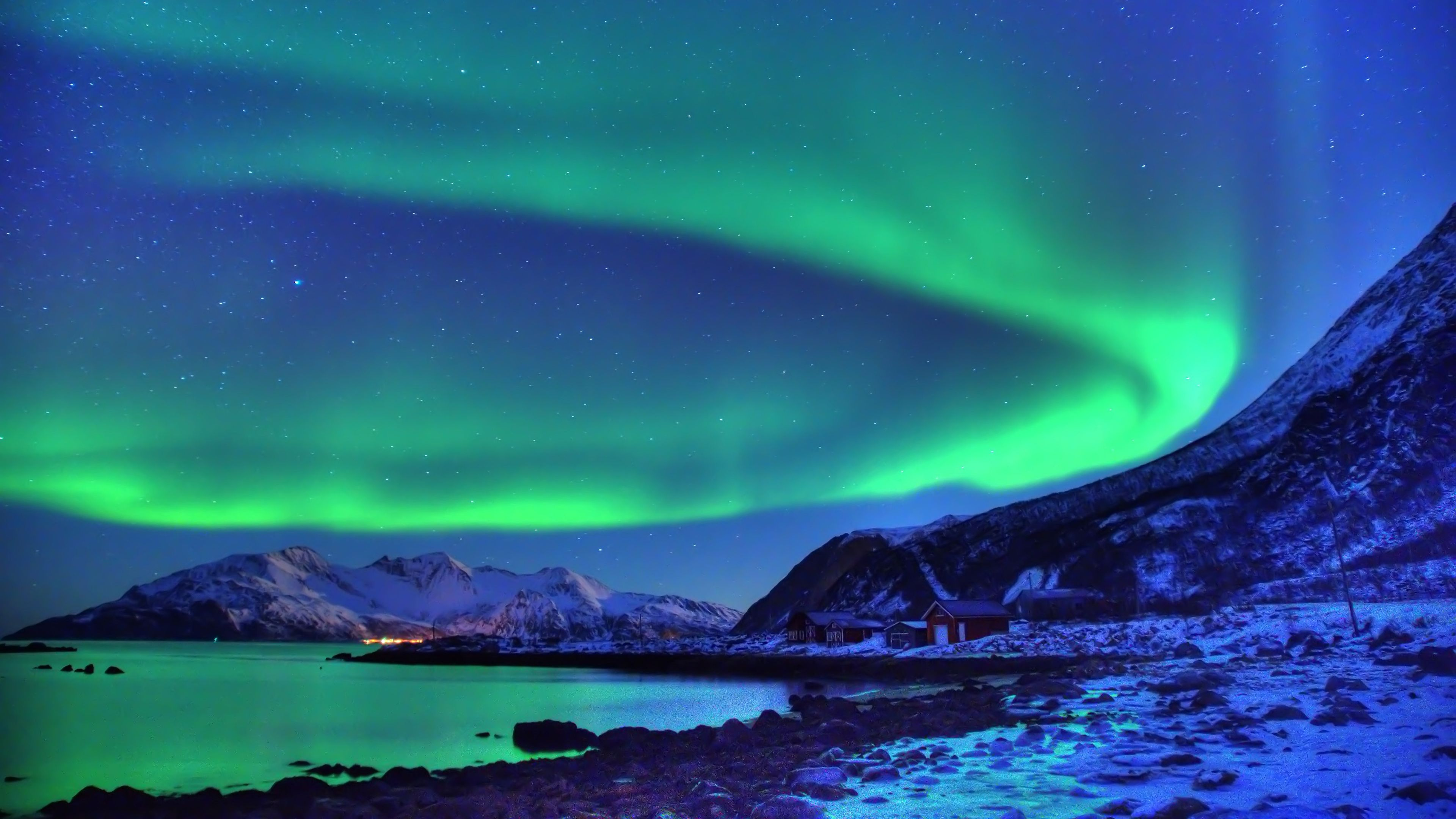 134 Aurora Borealis HD Wallpapers Backgrounds