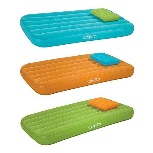 Intex Cozy Kidz Inflatable Airbed, (Colors May Vary), 1 ...