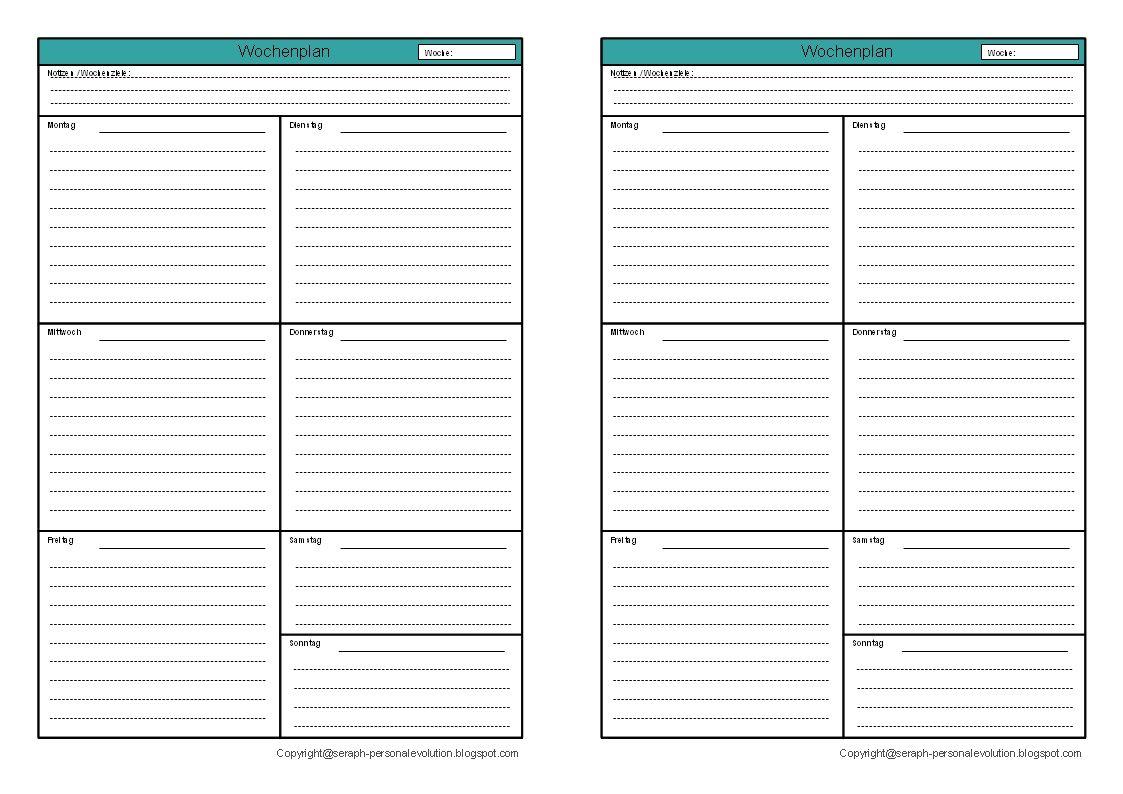 Todoliste Vorlage Druckvorlage Tagesplan kostenlos seifert pdf to do ...