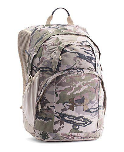 83a888e2e54b Under Armour UA Camo Day Pack One Size Fits All RIDGE REAPER BARREN ...