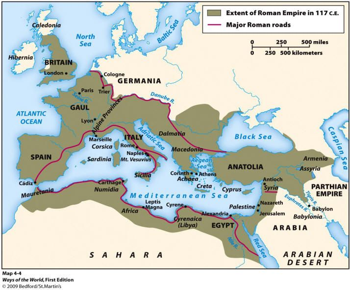Maps History Ancient Period Maps Pinterest Roman Empire - Egypt and rome map