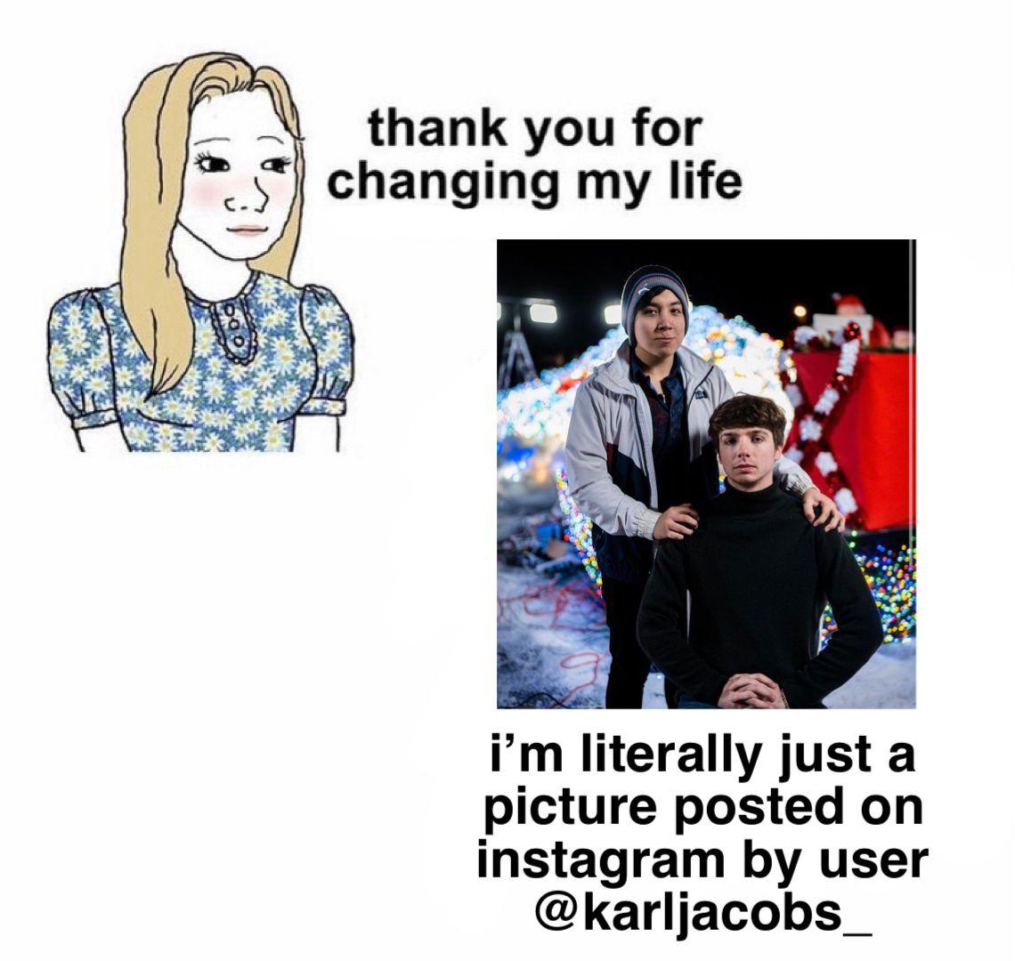 Pin By Demi On Quackity In 2021 Karl Meme Pretty Boy Swag Memes