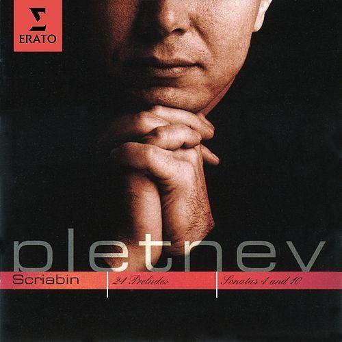 Scriabin - Piano Works von Mikhail Pletnev