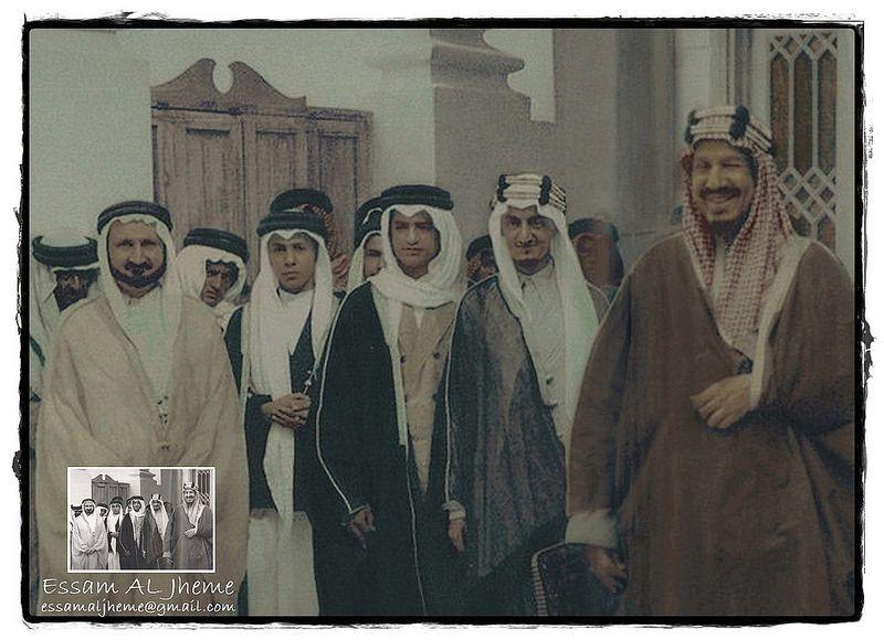 الأمير مشعل بن سعود بن عبد العزيز آل سعود