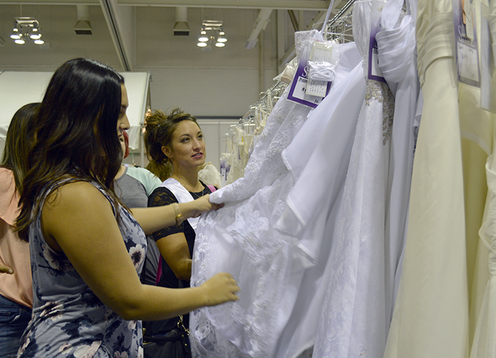 August Wedding Show Recap Gallery | August wedding, Bridal boutique ...