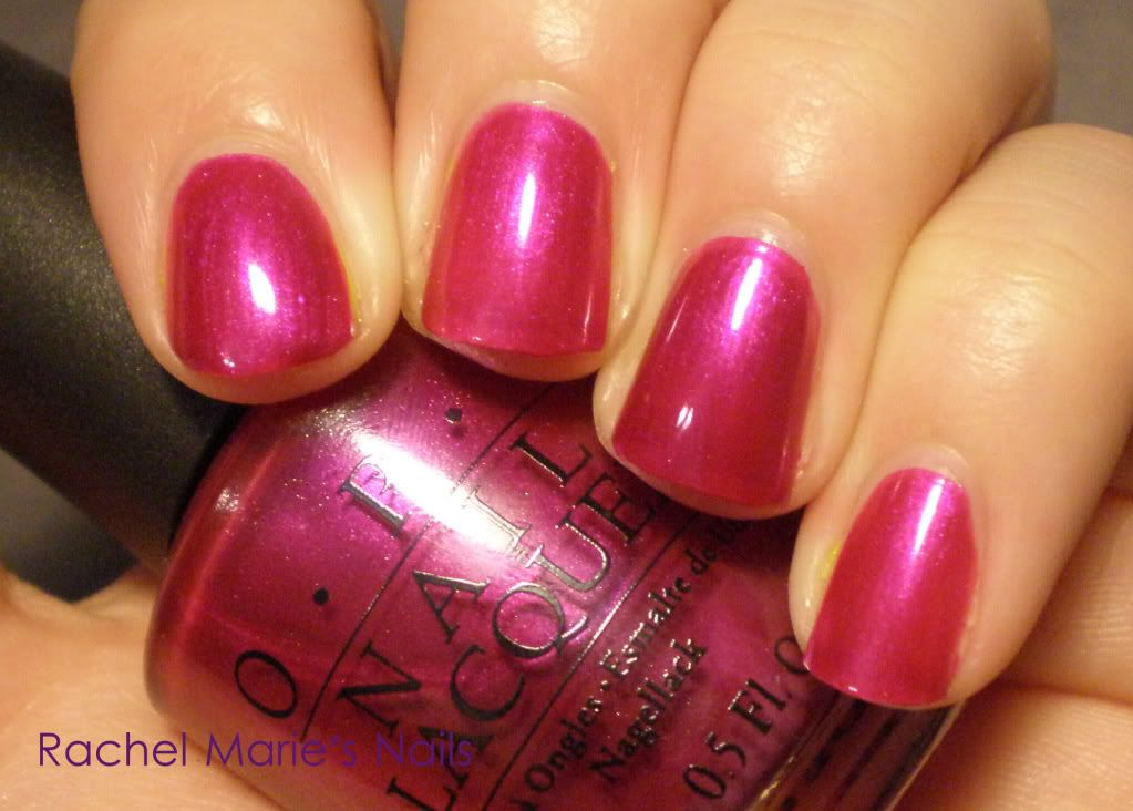 OPI Kinky in Helsinki I look for this color every time I get a mani ...