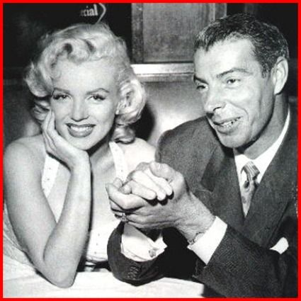 Marilyn Monroe Joe Dimaggio Wedding Google Search