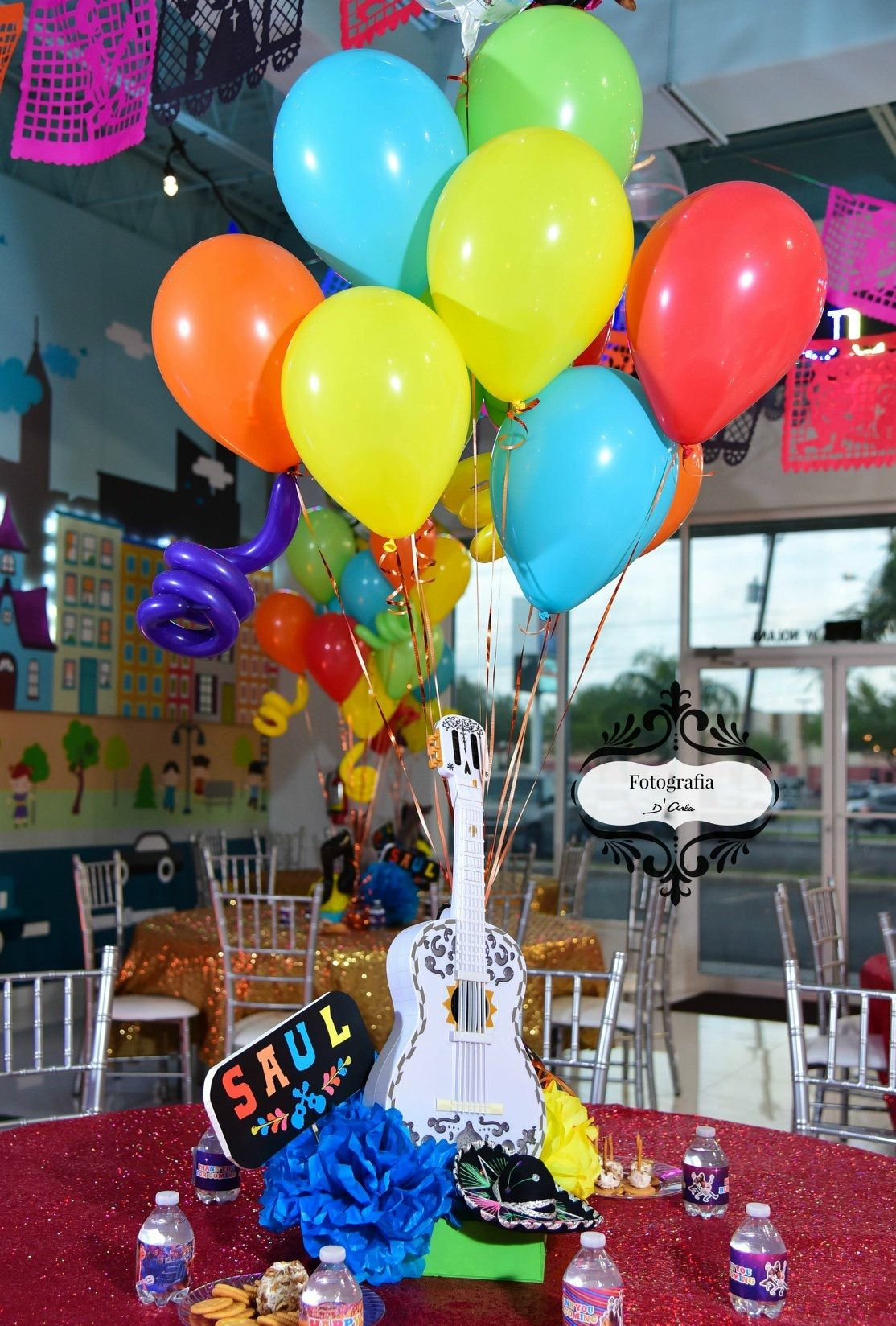 Coco Birthday Party First Parties Decorations 2nd Ideas