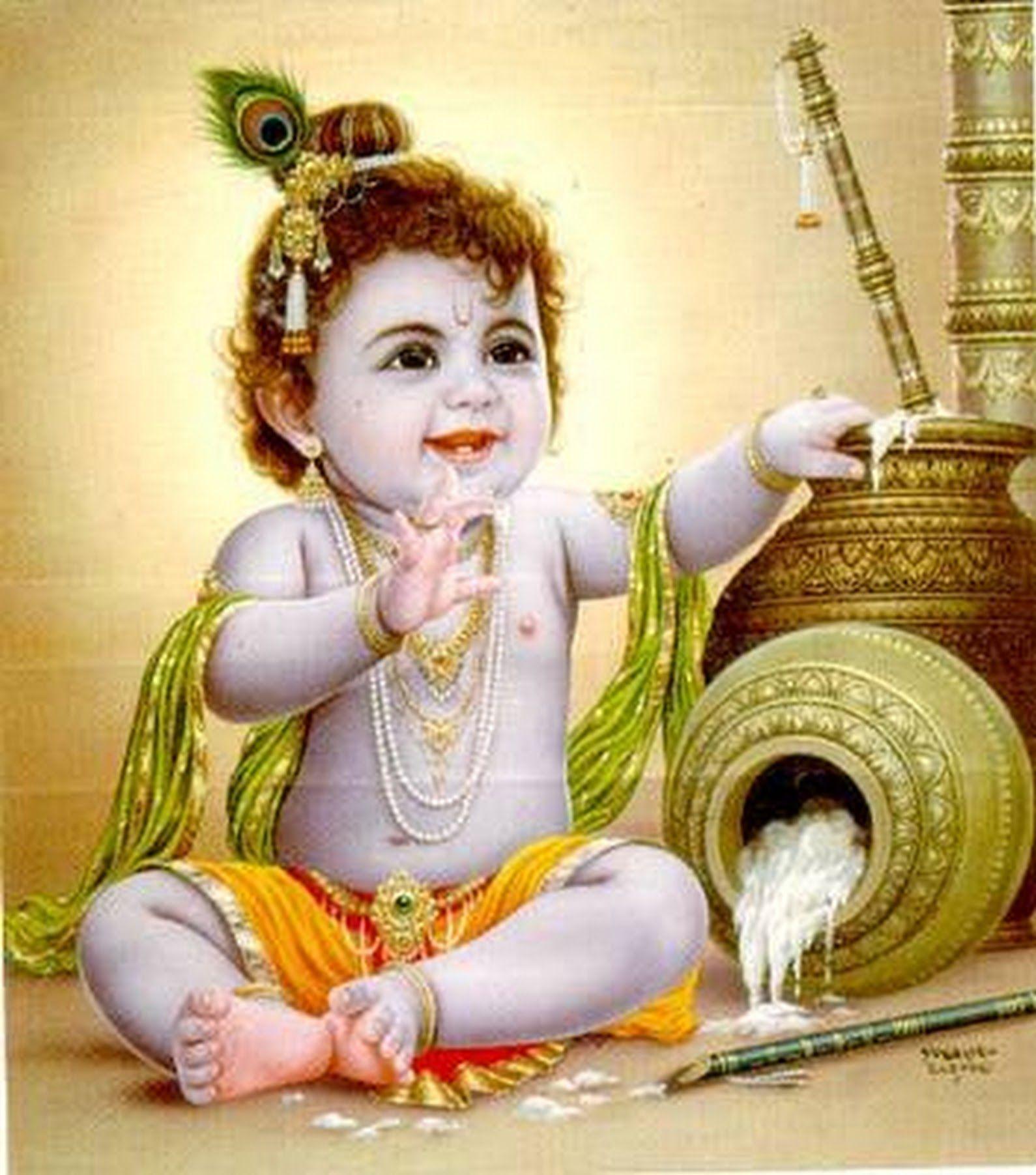 Sign In Baby Krishna Bal Krishna Photo Cute Krishna