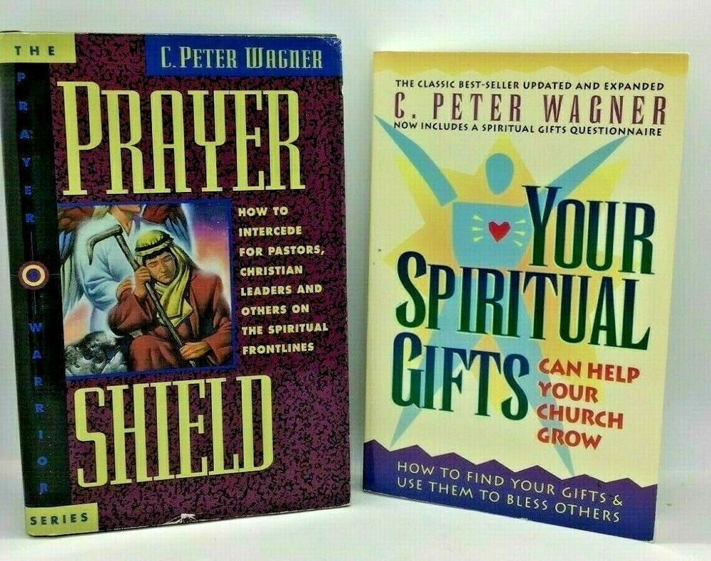 Details about Prayer Shield Intercede C Peter Wagner Your