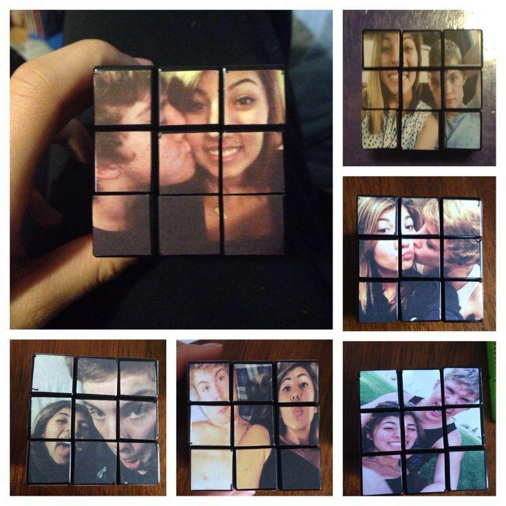 Photo Rubiks Cube - Diy Christmas Gifts for Boyfriend ...
