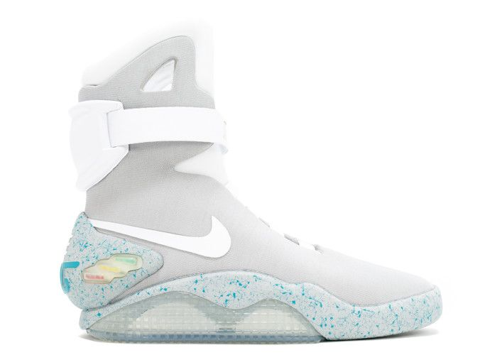 Air Mag Back To The Future Jetstream White Pl Blue Flight