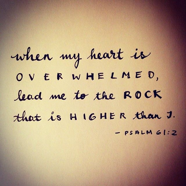Little Things About God — Jesus is my Rock