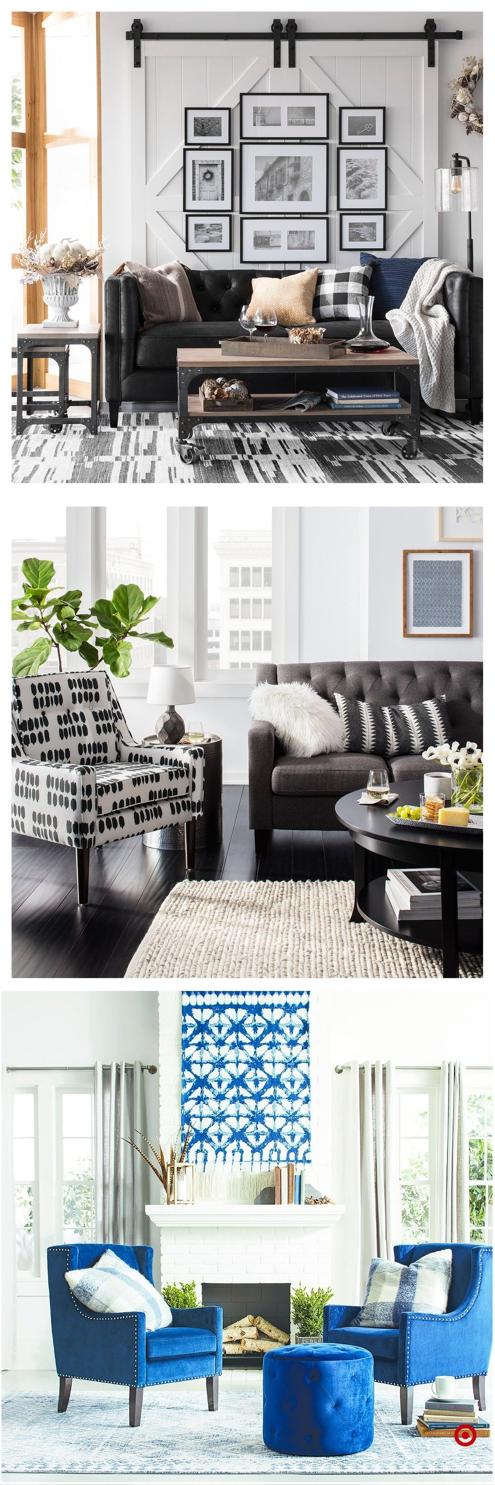 Shop Target For Decorative Pillow You Will Love At Great Low Prices Free Shipping On Orders Apartment Decor Interior Design Living Room Warm Home Living Room