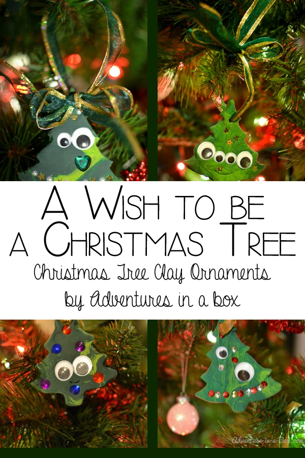 A Wish To Be A Christmas Tree Brought To You By Adventure In A Box Christmas Preschool Theme Christmas Activities For Kids Christmas