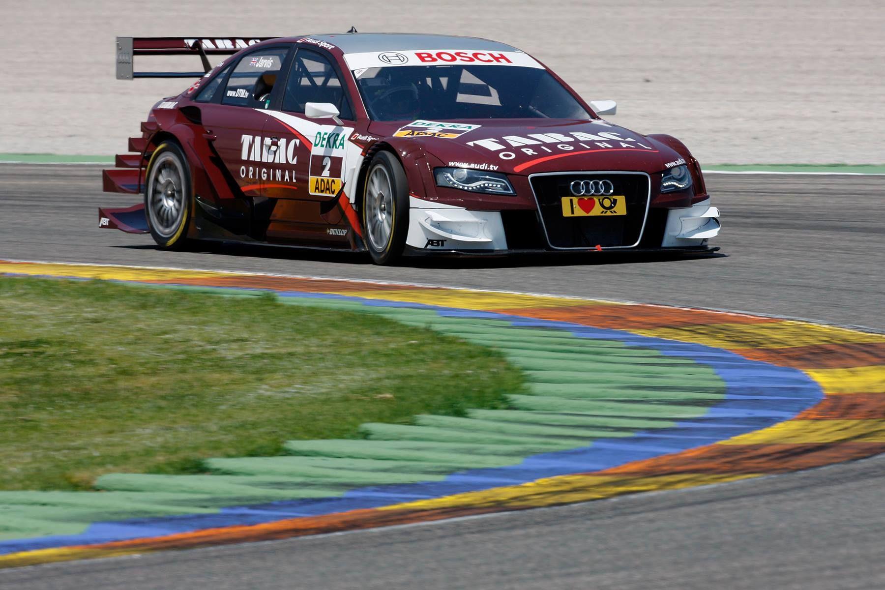 Valencia 2010 Cars series, Touring, Racing