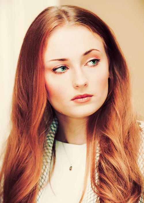 Sophie Turner Game Of Thrones And Got Image Sophie Turner Sansa Stark Redhead