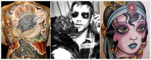 Tattoo Artist in PDX