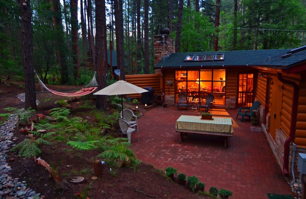 sedona vacation rental vrbo 480513 3 br canyon country