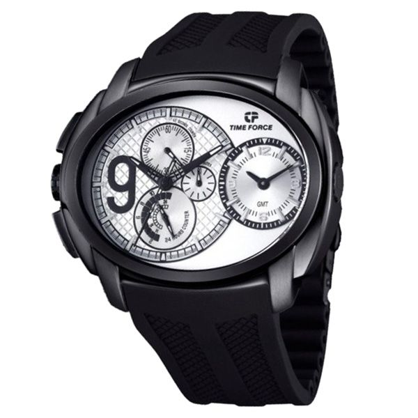 65eef23a1ca6 Reloj hombre analógico caucho Edición limitada Cristiano Ronaldo - negro
