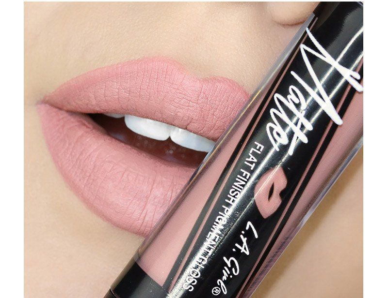 Dreamy Matte Liquid Lipstick by LA Girl