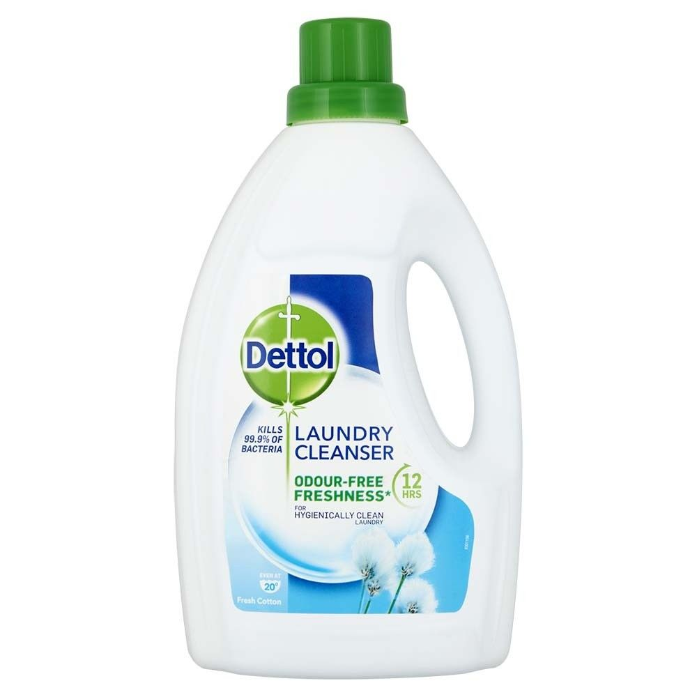 Dettol Cleanser Fresh Cotton Cleanser Cleaning Laundry