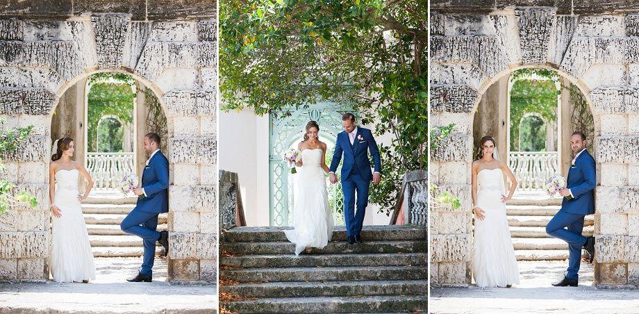 Intimate Garden Wedding Ceremony In Miami By Small Weddings Venue Arrangements Photography