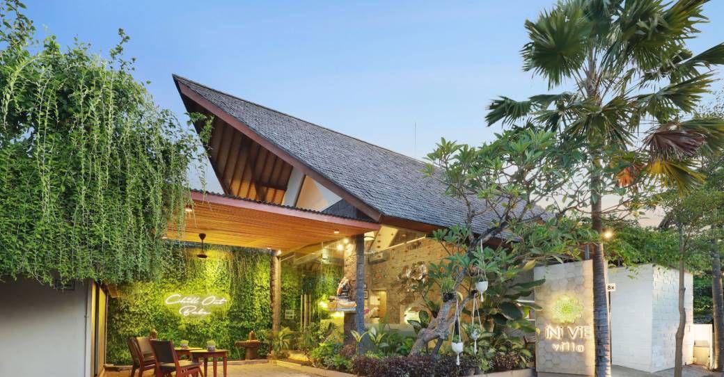 Villa Di Bali Ini Vie Di 2020 Villa Bali Ubud
