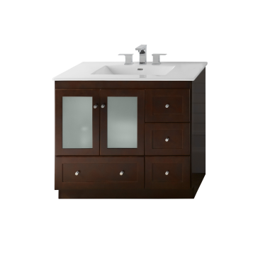 35 7 8 Bathroom Vanity Bathroom Vanity Single Bathroom Vanity