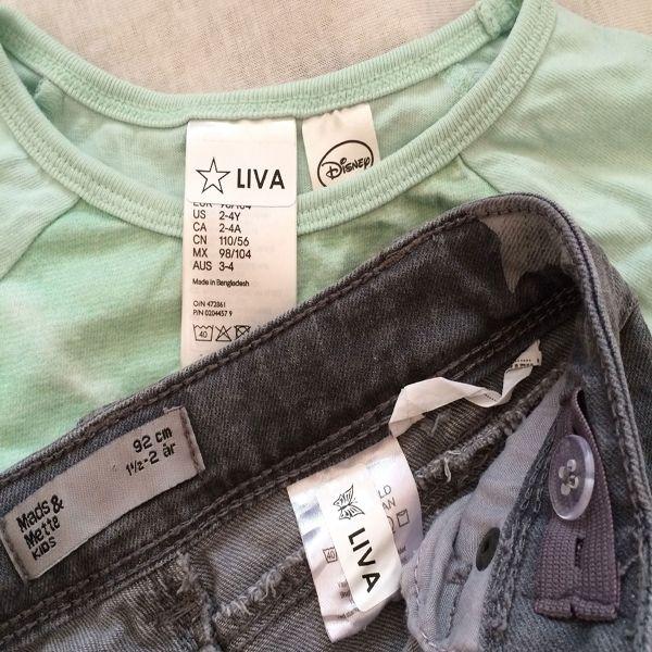 Navnemærker til tøj og ting
